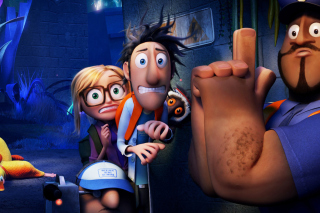 Cloudy with a Chance of Meatballs 2 - Fondos de pantalla gratis para Sony Ericsson XPERIA X10 mini pro