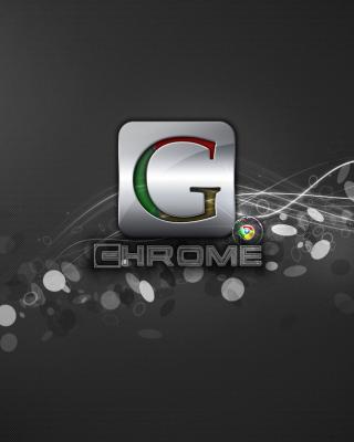 Chrome Edition - Obrázkek zdarma pro Nokia Asha 503