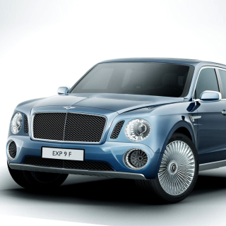 Bentley EXP 9 F - Obrázkek zdarma pro 128x128