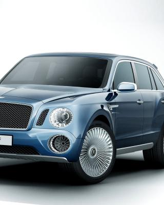 Bentley EXP 9 F - Obrázkek zdarma pro 132x176