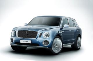 Bentley EXP 9 F - Obrázkek zdarma pro 220x176
