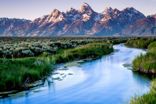 Grand Teton National Park Wallpaper for Android, iPhone and iPad