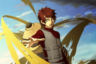 Gaara Kazekage Naruto - Obrázkek zdarma pro 1600x1280