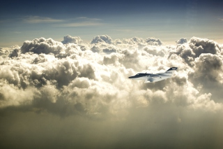 Aircraft Flight Wallpaper for Android, iPhone and iPad