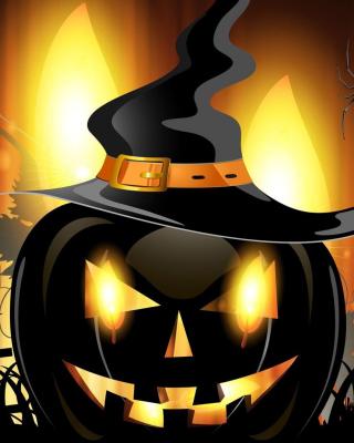 Evil Pumpkin - Obrázkek zdarma pro 640x960