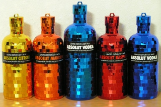 Absolut Vodka Limited Edition Background for Android, iPhone and iPad