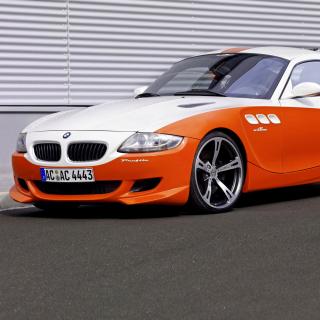 BMW Z4 M Coupe - Obrázkek zdarma pro 2048x2048