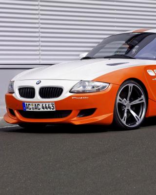 BMW Z4 M Coupe - Obrázkek zdarma pro Nokia Asha 501