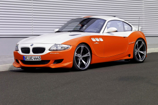 BMW Z4 M Coupe Picture for Android, iPhone and iPad