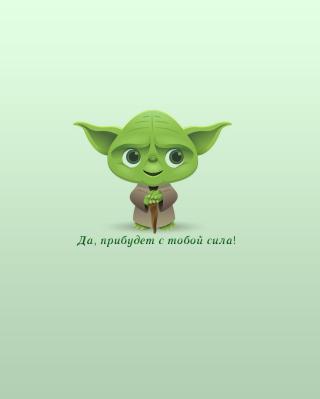 Yoda - Obrázkek zdarma pro Nokia Lumia 800
