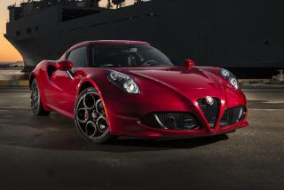 Alfa Romeo 4C - Obrázkek zdarma pro 1200x1024