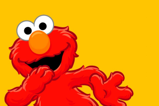 Elmo Muppet Wallpaper for Android, iPhone and iPad