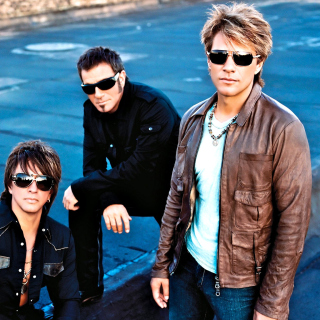 Bon Jovi - Obrázkek zdarma pro iPad Air