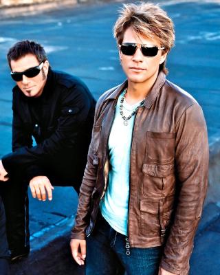 Bon Jovi - Obrázkek zdarma pro 132x176