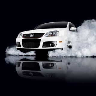 Volkswagen Golf Gti - Obrázkek zdarma pro iPad 2