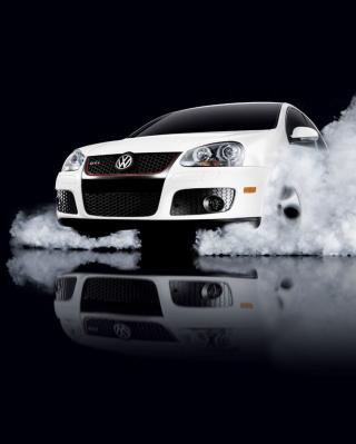 Volkswagen Golf Gti - Obrázkek zdarma pro Nokia C6