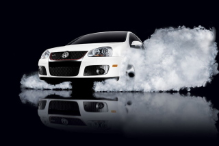 Volkswagen Golf Gti - Obrázkek zdarma pro Sony Xperia C3