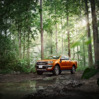 Ford Ranger Wildtrak XLT - Obrázkek zdarma pro 320x320