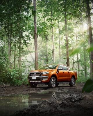 Ford Ranger Wildtrak XLT - Obrázkek zdarma pro Nokia C2-01