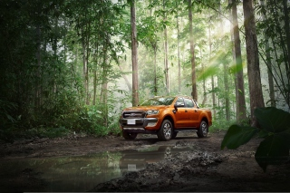 Ford Ranger Wildtrak XLT Picture for Android, iPhone and iPad