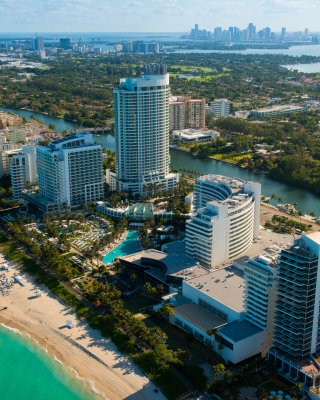 Miami Florida - Obrázkek zdarma pro 240x432