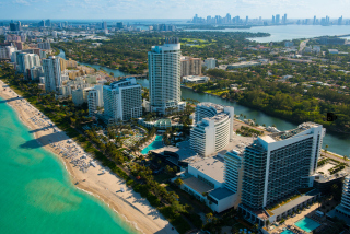 Miami Florida - Obrázkek zdarma pro Samsung Galaxy Tab 4G LTE