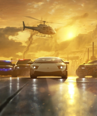 Need for Speed: Most Wanted - Obrázkek zdarma pro Nokia Asha 308