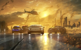 Need for Speed: Most Wanted - Obrázkek zdarma pro Fullscreen Desktop 800x600