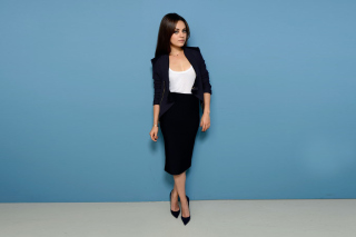 Mila Kunis Sweet Girl - Obrázkek zdarma pro 1024x600