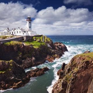 Fanad Ireland Lighthouse - Obrázkek zdarma pro iPad Air