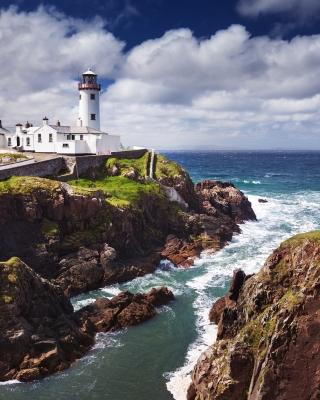 Fanad Ireland Lighthouse - Obrázkek zdarma pro Nokia Asha 306
