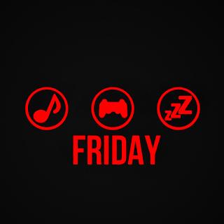 Friday - Obrázkek zdarma pro iPad 2