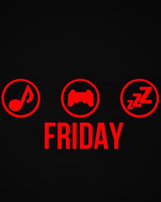 Friday - Obrázkek zdarma pro Nokia C2-00