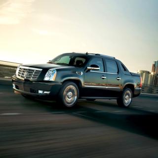 Cadillac Escalade EXT Pickup Truck - Obrázkek zdarma pro 128x128