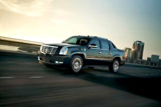 Cadillac Escalade EXT Pickup Truck - Obrázkek zdarma pro Android 2560x1600