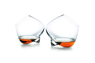 Cognac Glasses Picture for Android, iPhone and iPad