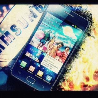 Samsung Galaxy S2 - Obrázkek zdarma pro iPad