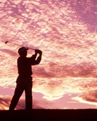 Golf - Obrázkek zdarma pro iPhone 3G