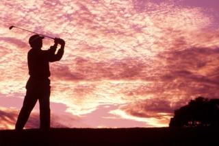 Golf - Obrázkek zdarma pro Motorola DROID 3
