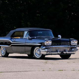 1958 Pontiac Chieftain - Obrázkek zdarma pro 1024x1024