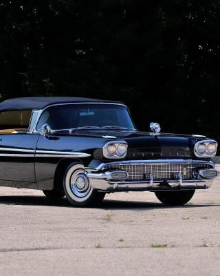 1958 Pontiac Chieftain - Obrázkek zdarma pro 240x400