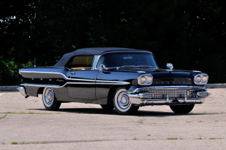 Free 1958 Pontiac Chieftain Picture for Android, iPhone and iPad