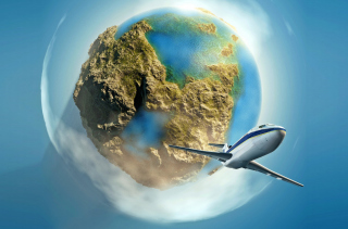 Free The Earth Picture for Android, iPhone and iPad