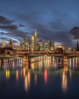 Frankfurt - Obrázkek zdarma pro Nokia Asha 310