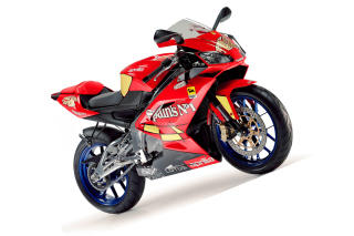 Aprilia RS125 Wallpaper for Android, iPhone and iPad