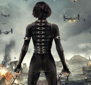 Resident Evil: Retribution - Obrázkek zdarma pro 320x320