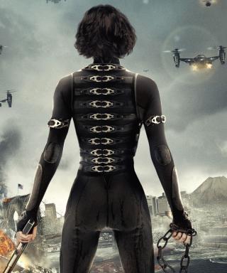 Resident Evil: Retribution - Obrázkek zdarma pro 480x640