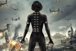 Free Resident Evil: Retribution Picture for Android, iPhone and iPad