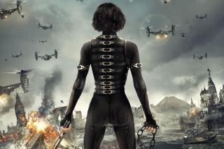 Resident Evil: Retribution - Obrázkek zdarma pro Android 1200x1024