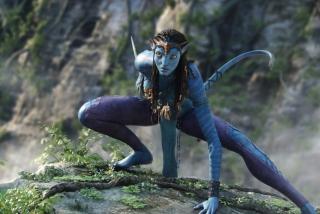 Avatar - Obrázkek zdarma pro Motorola DROID 2